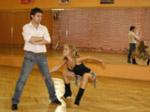 Индивидуалные занятия танцами